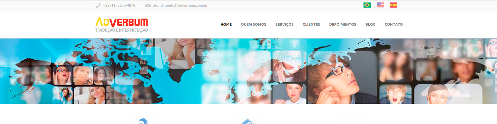 Site Adverbum
